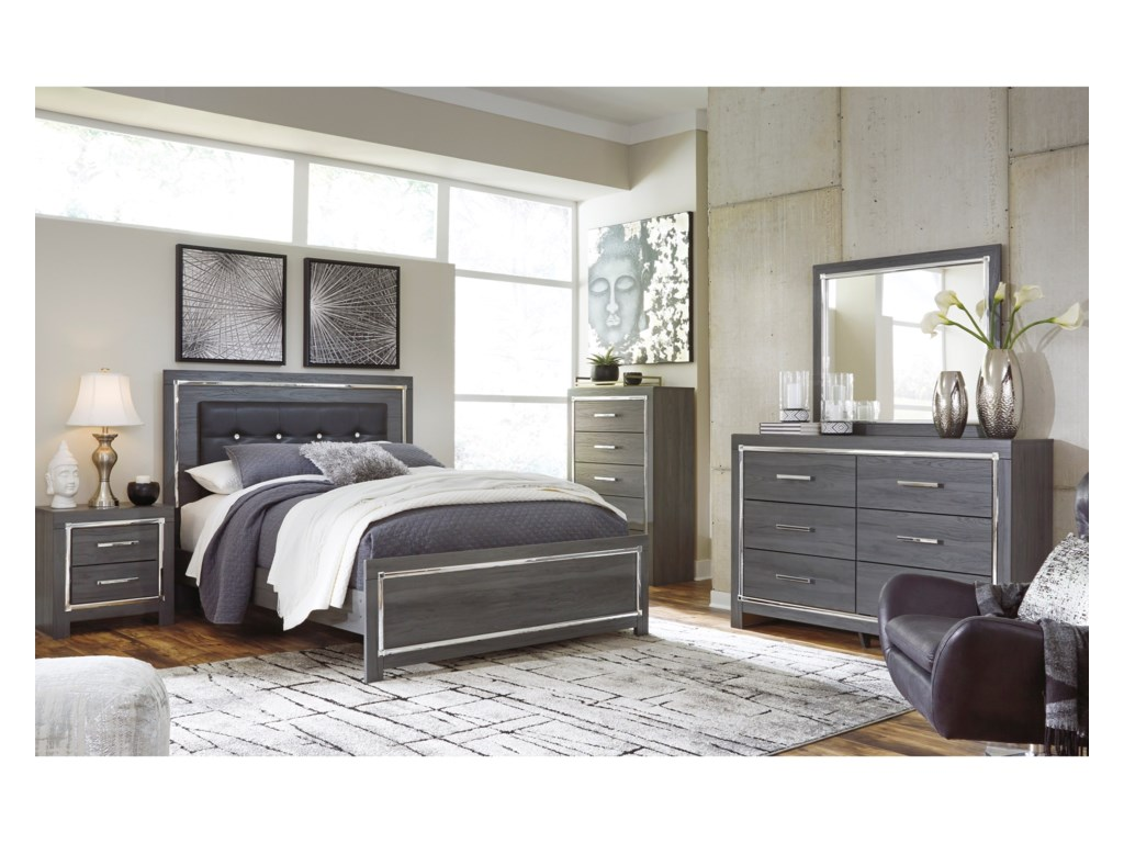 Signature Design by Ashley LodanaKing Bedroom Group