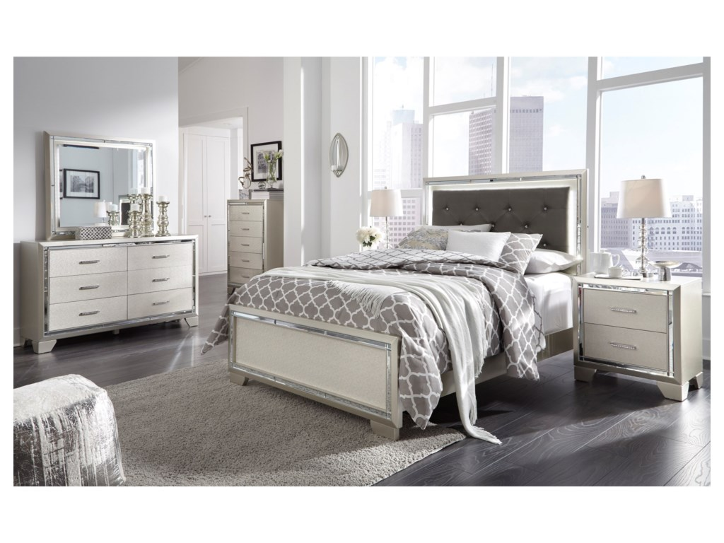 Signature Design by Ashley LonnixFull Bed Room Group