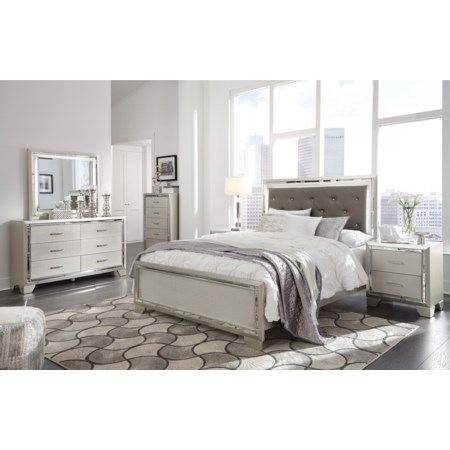 Queen Bed Room Group