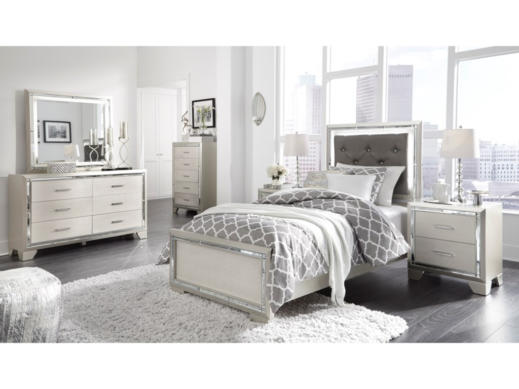 Signature Design by Ashley LonnixTwin Bed Room Group