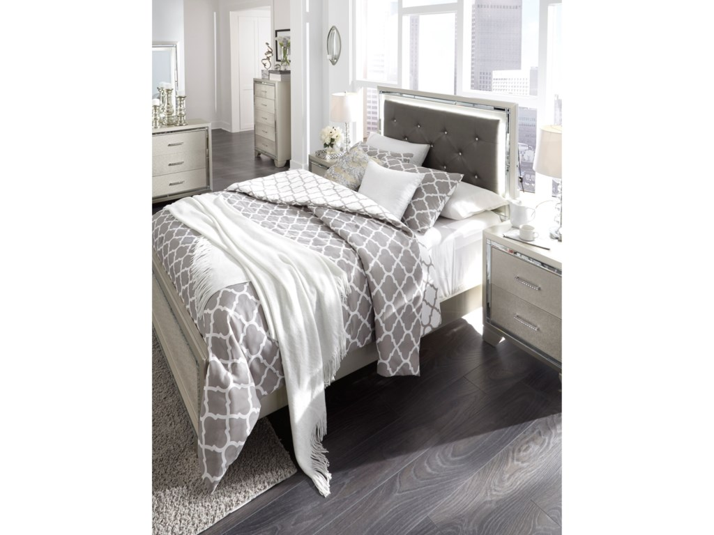 Signature Design by Ashley LonnixUpholstered Full Bed