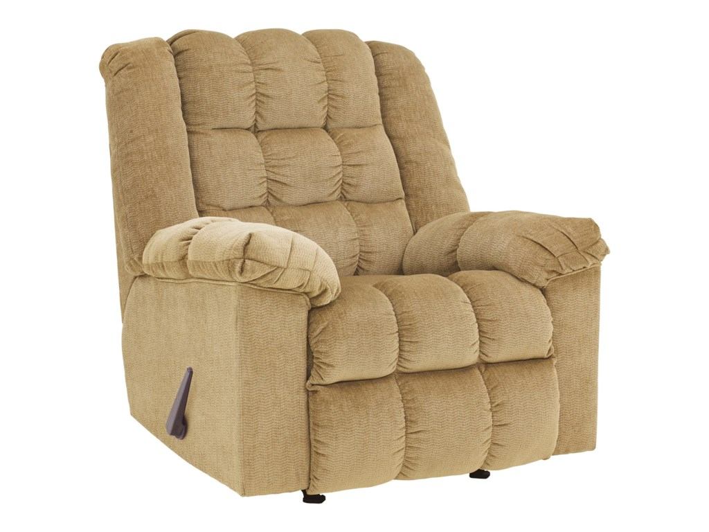 Signature Design by Ashley Ludden - SandRocker Recliner