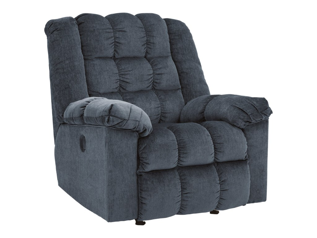 Signature Design by Ashley Ludden - BluePower Rocker Recliner