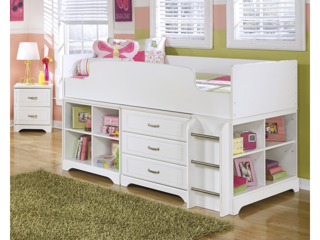 Signature Design by Ashley LuluLoft Drawer Storage