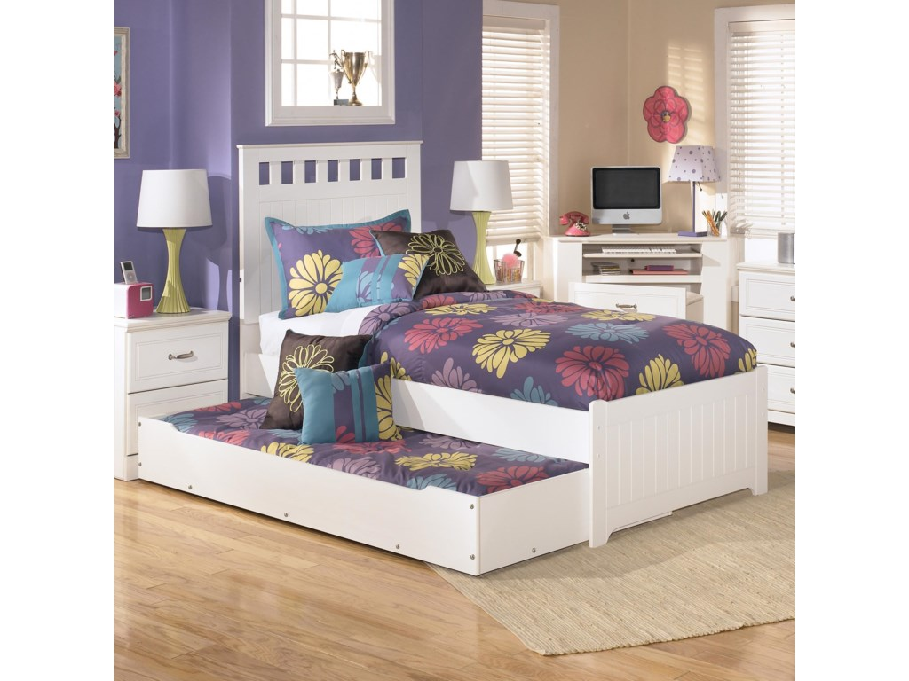 Shown Used for Trundle Bed