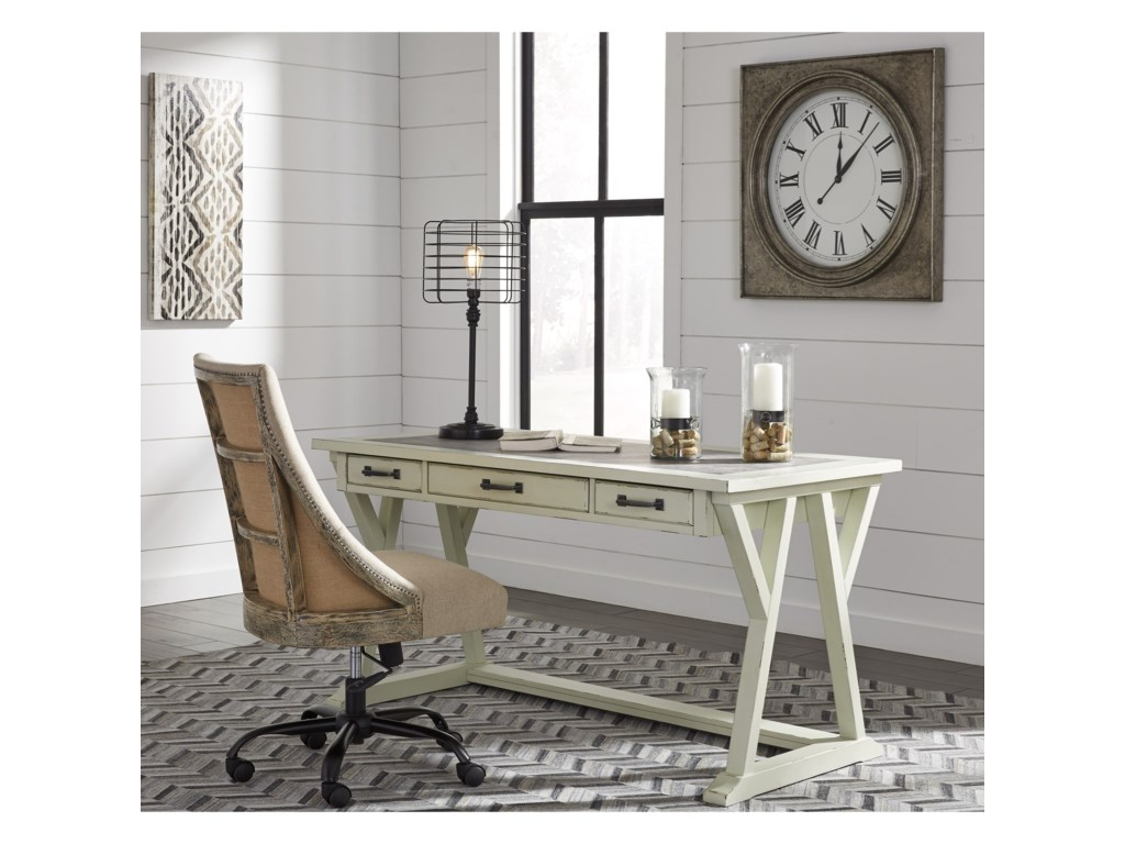 Signature Design by Ashley JonileeneHome Office Large Leg Desk