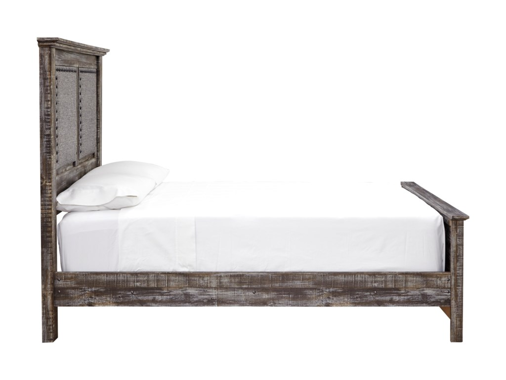 Signature Design by Ashley LynntonKing Upholstered Bed
