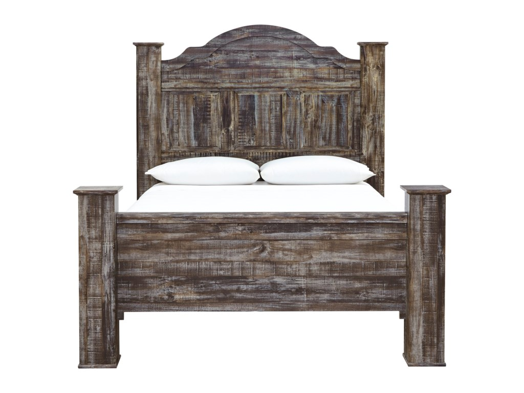 Signature Design by Ashley LynntonQueen Poster Bed