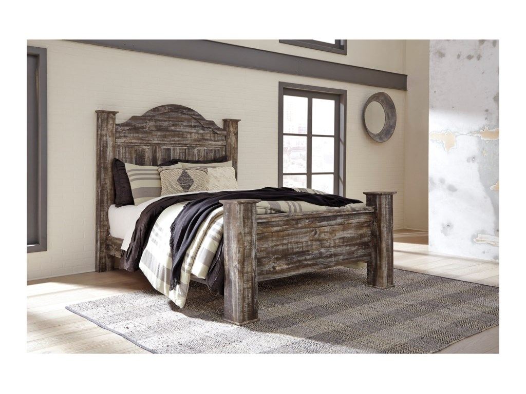 Signature Design by Ashley LynntonKing Poster Bed