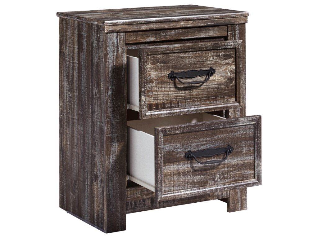 Signature Design by Ashley LynntonTwo Drawer Nightstand