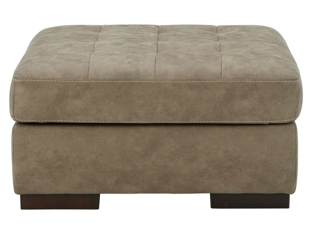 Signature Design by Ashley MaderlaOversized Accent Ottoman