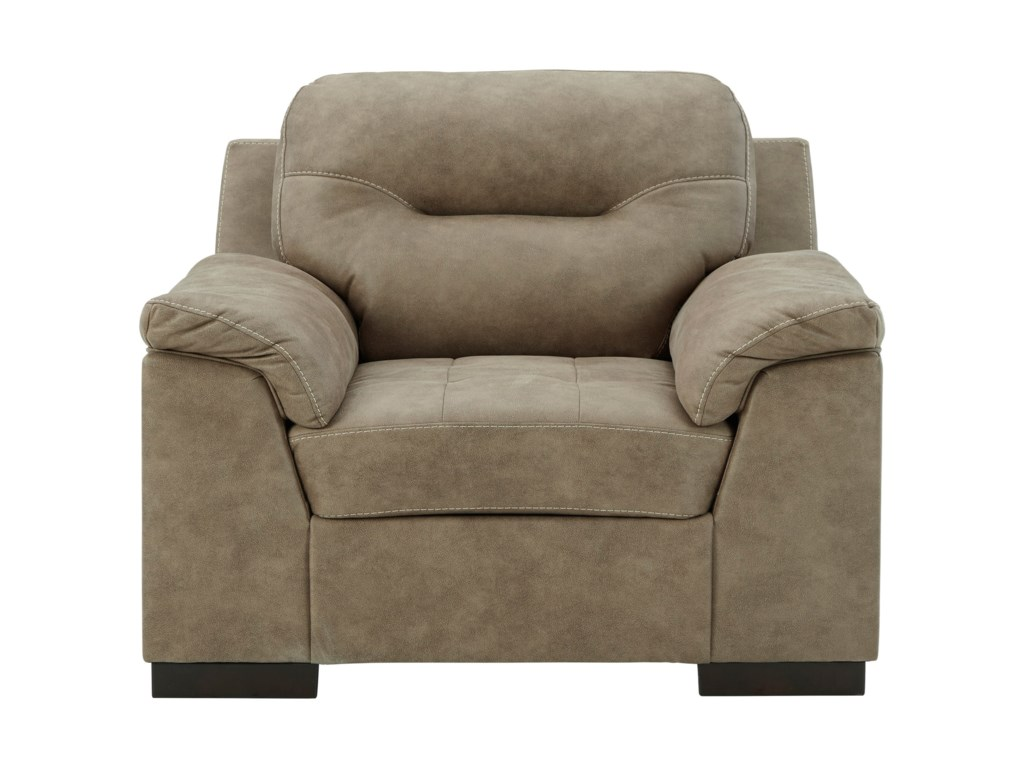 Signature Design by Ashley MaderlaChair and Ottoman