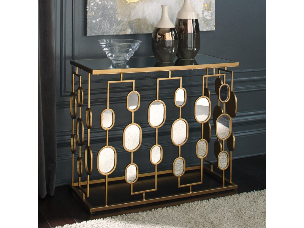 Signature Design by Ashley MajaciConsole Table
