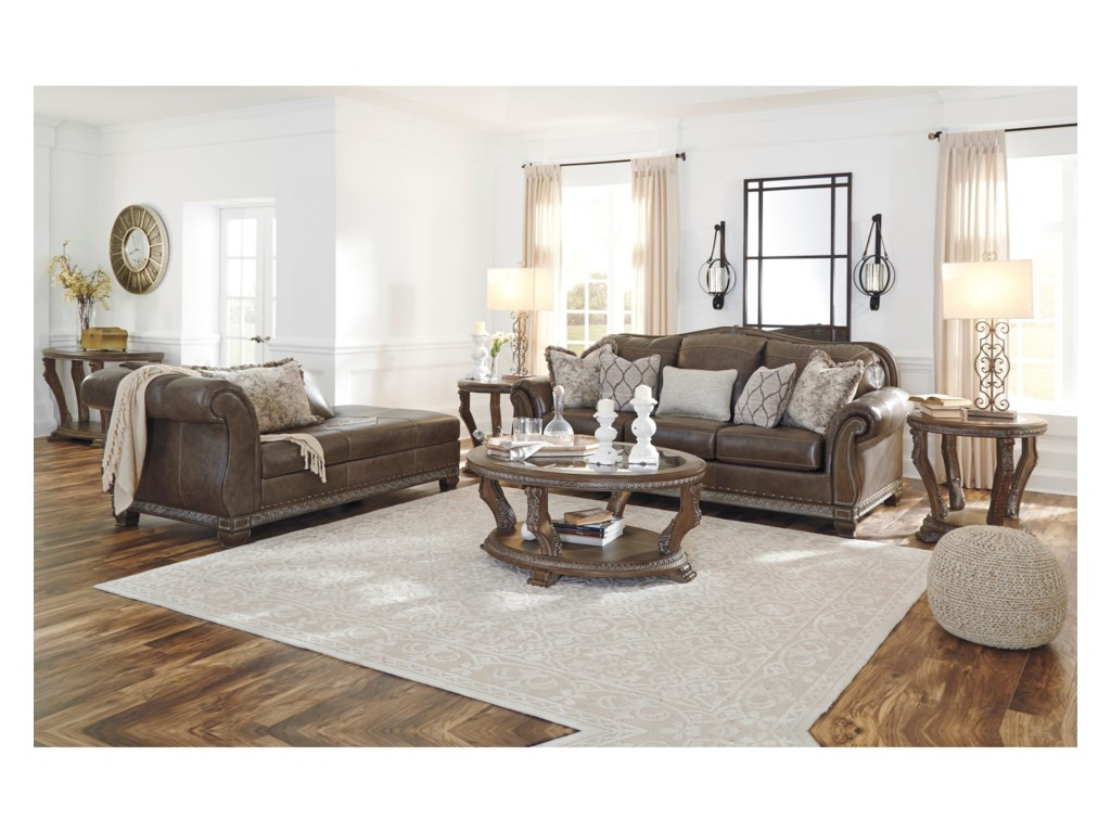 Malacara Stationary Living Room Group