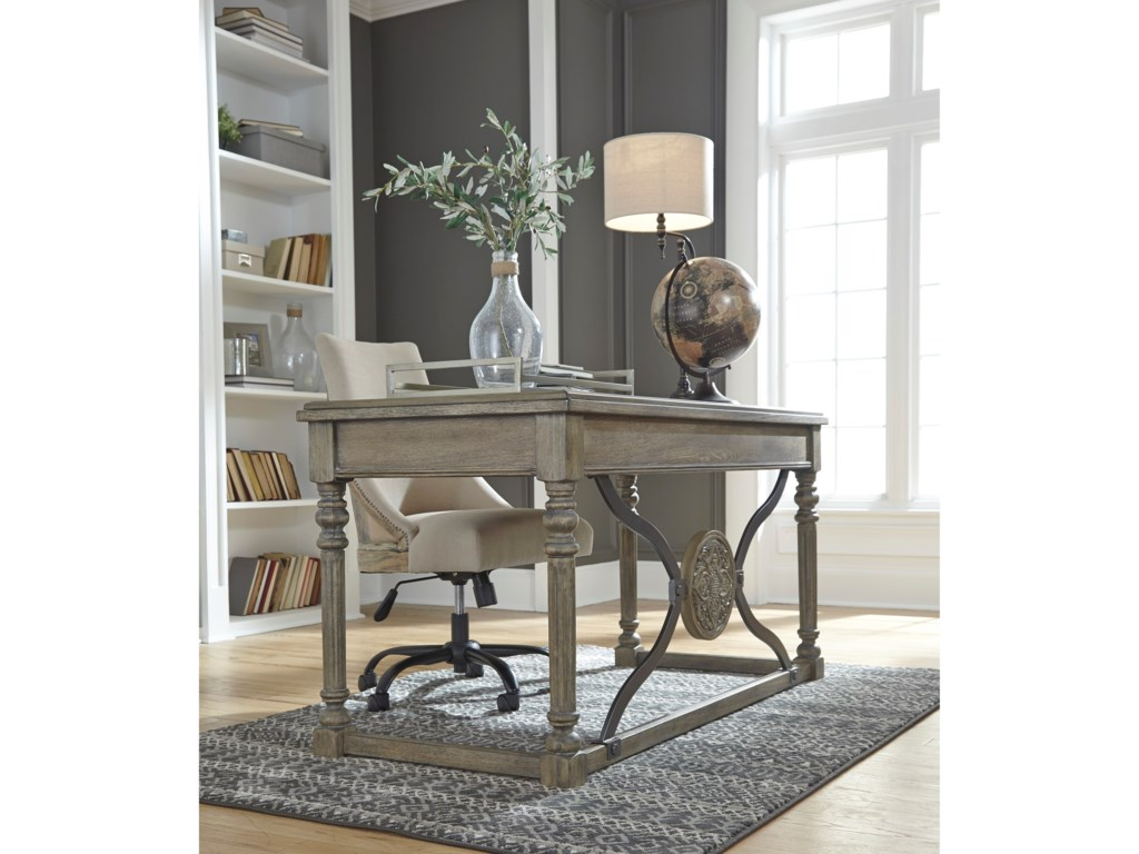 Signature Design by Ashley MalamaeHome Office Desk