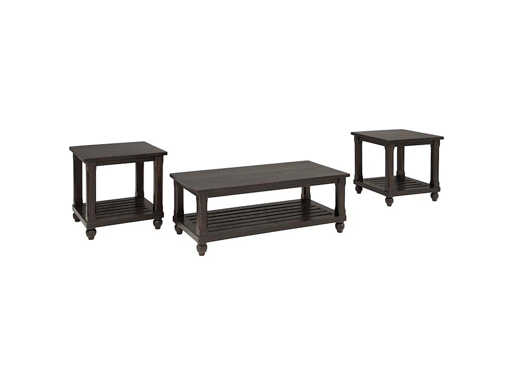 Trendz MallacarOccasional Table Set