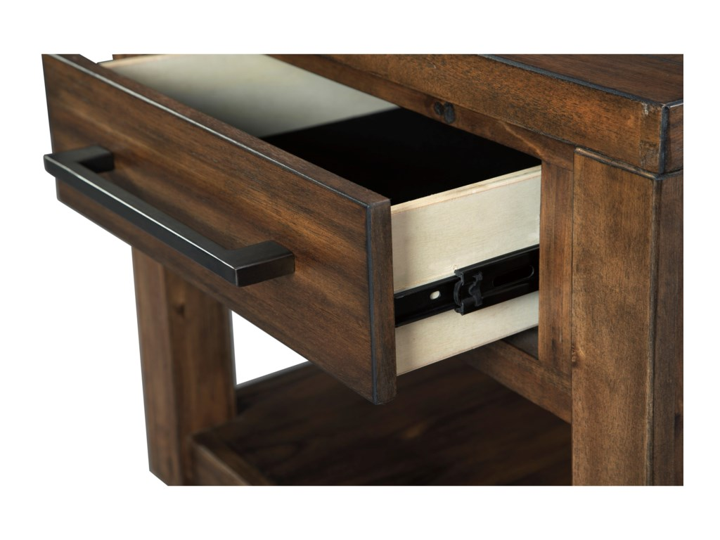 Signature Design by Ashley MarlezaRectangular Lift Top Cocktail Table