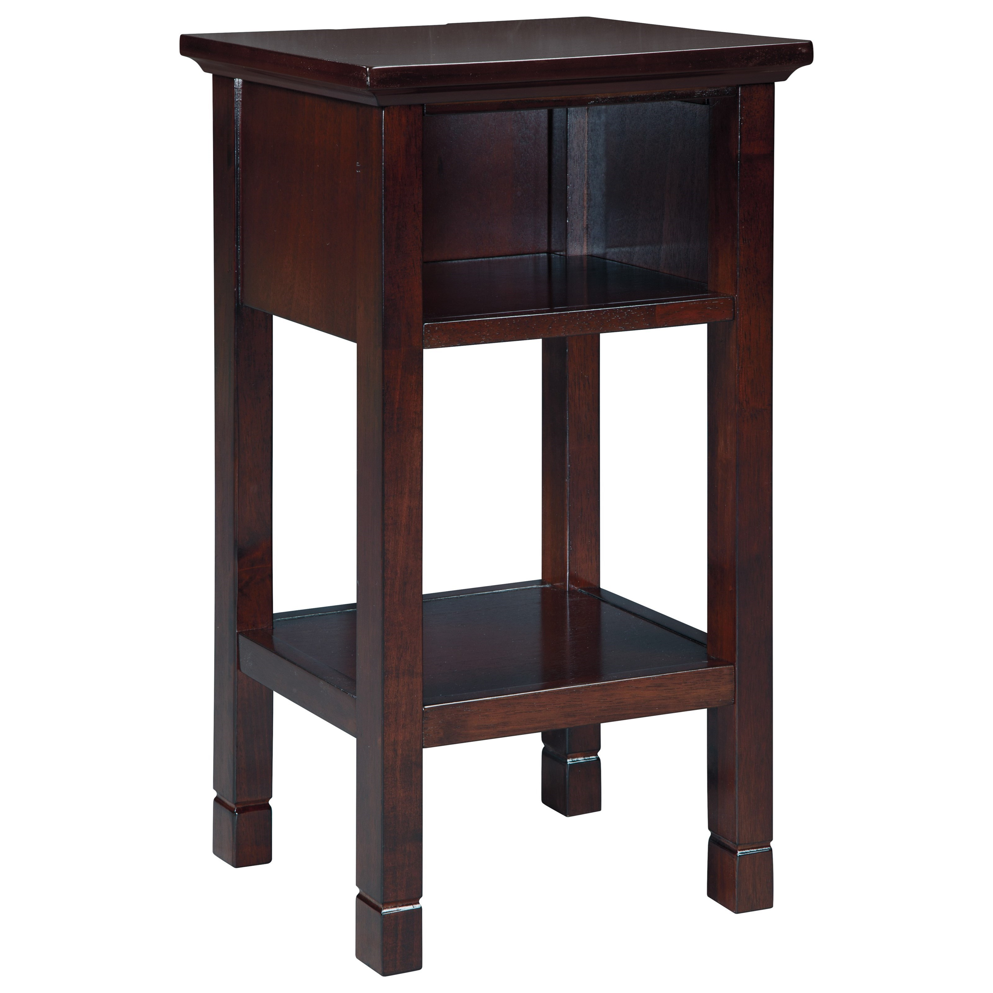 - Signature Design By Ashley Marnville Contemporary Accent Table