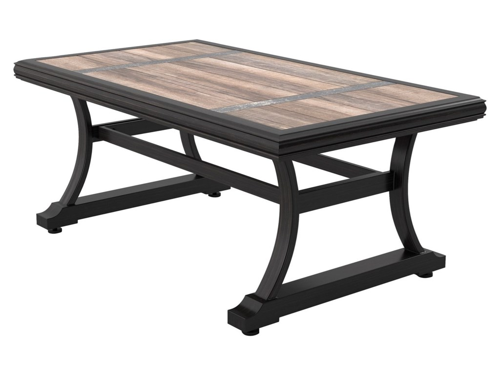 Signature Design by Ashley Marsh CreekRectangular Cocktail Table