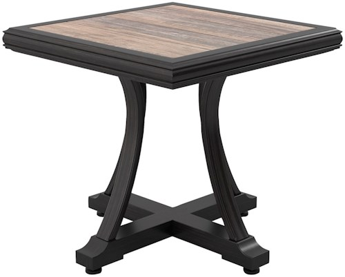 Signature Design by Ashley Marsh Creek Square End Table