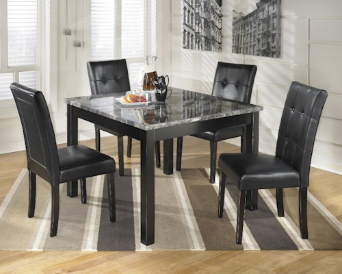 Outstanding Ashley Dining Room Table Set Gallery Best