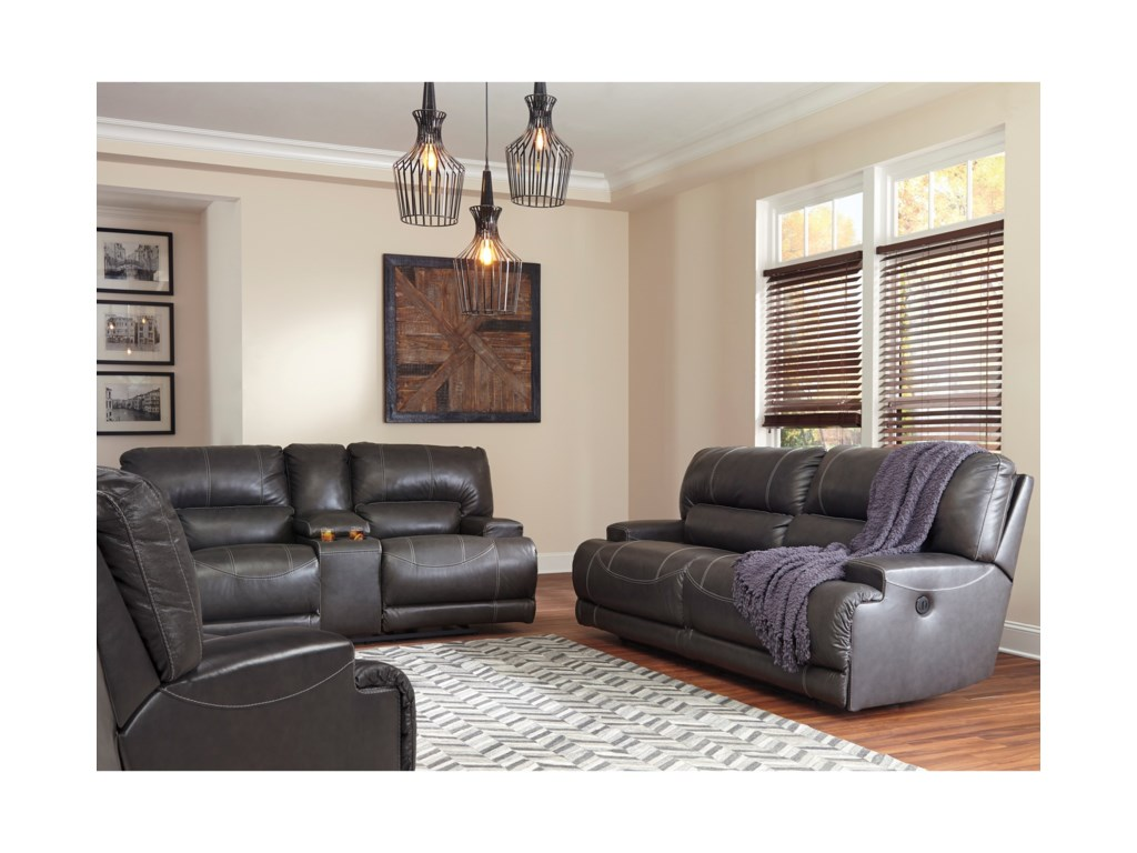 Signature Design by Ashley McCaskillPower Reclining Living Room Group