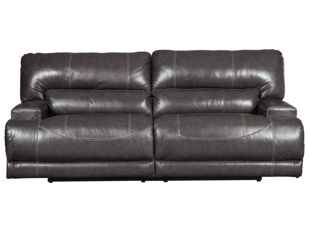 Signature Design by Ashley McCaskill2 Seat Reclining Power Sofa