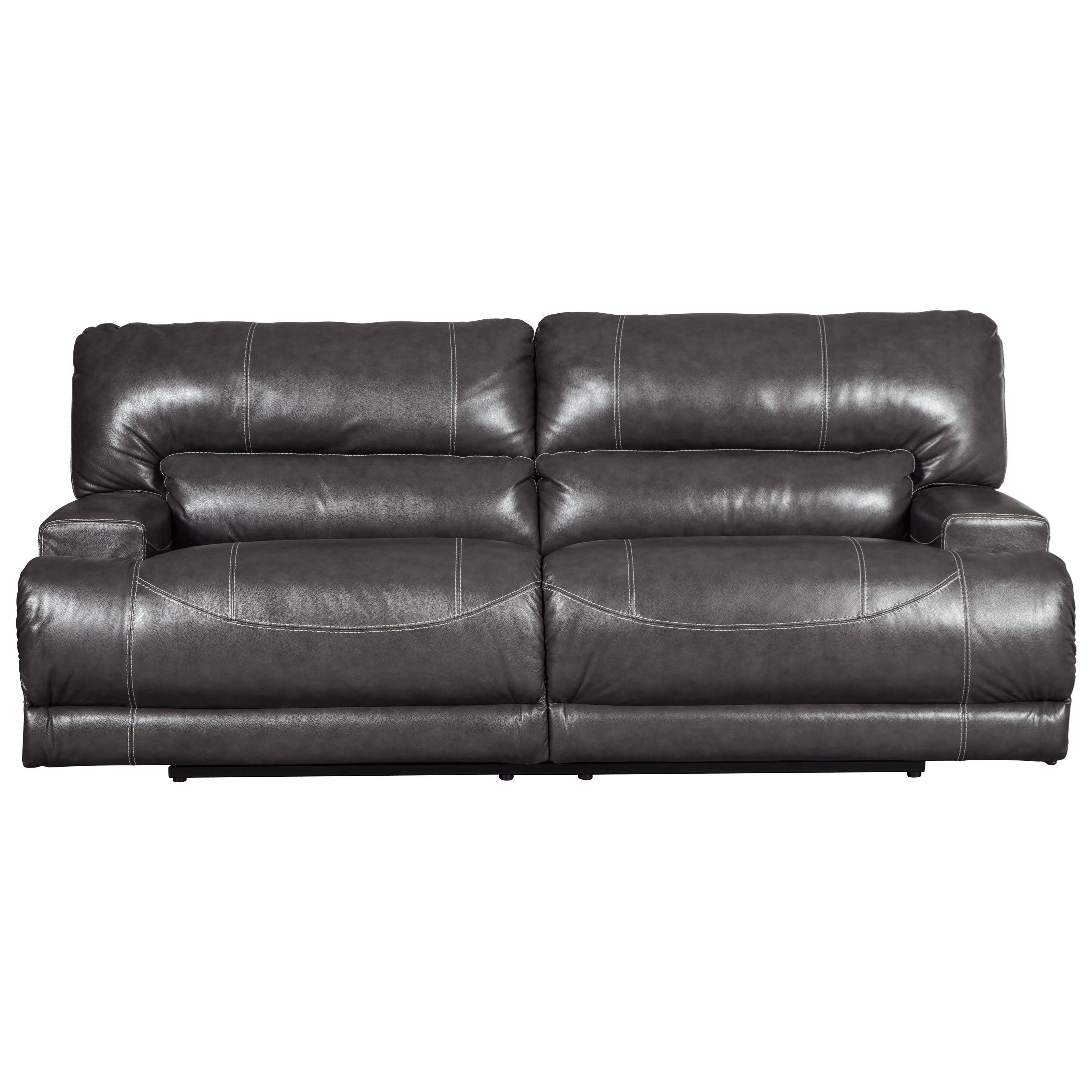 Signature Design By Ashley McCaskill2 Seat Reclining Sofa ...