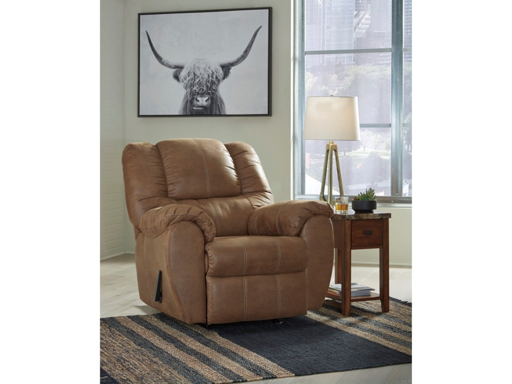 Signature Design by Ashley McGannRocker Recliner