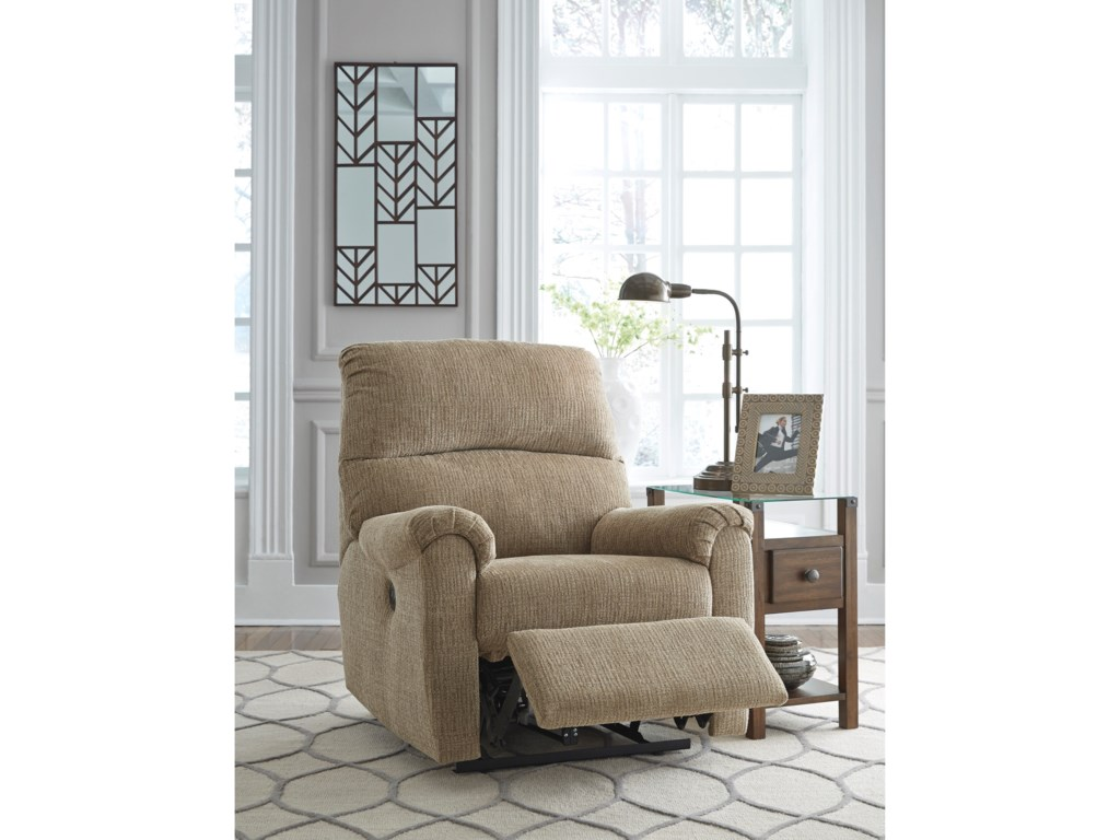 Signature Design by Ashley McTeerPower Recliner