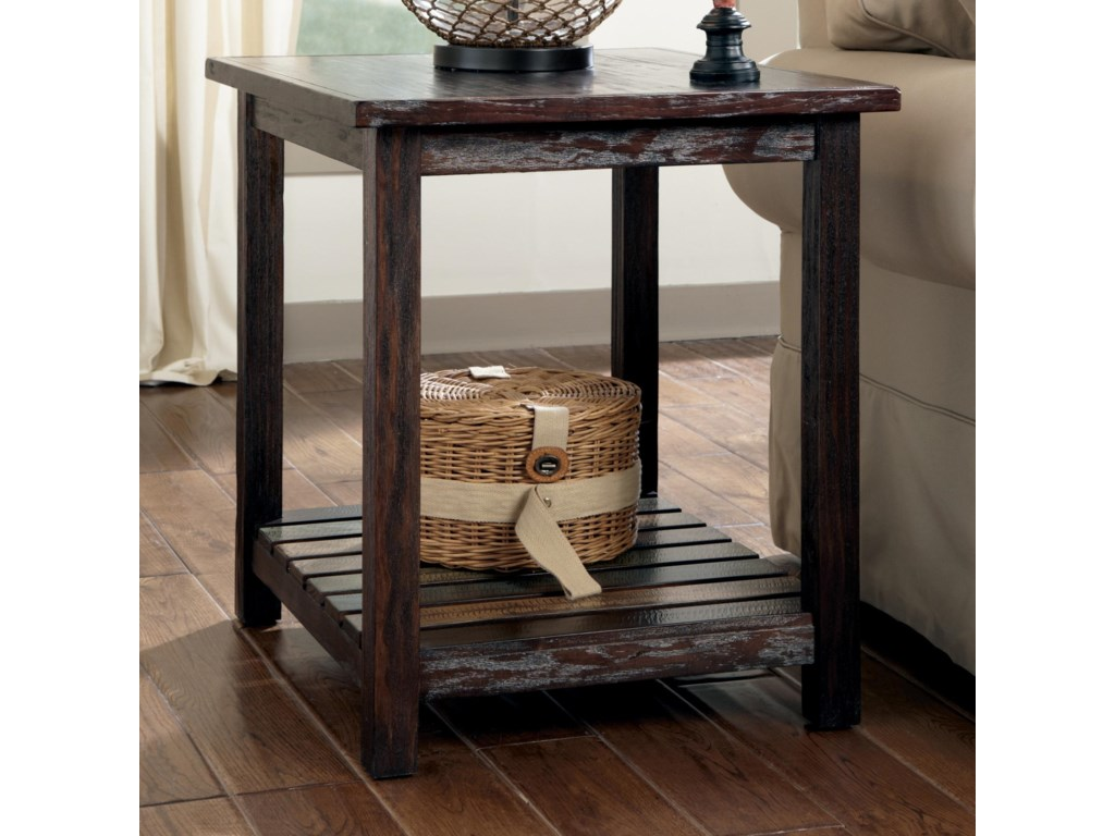 StyleLine MestlerRectangular End Table