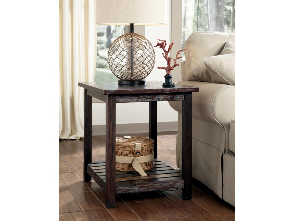 Benchcraft MestlerRectangular End Table