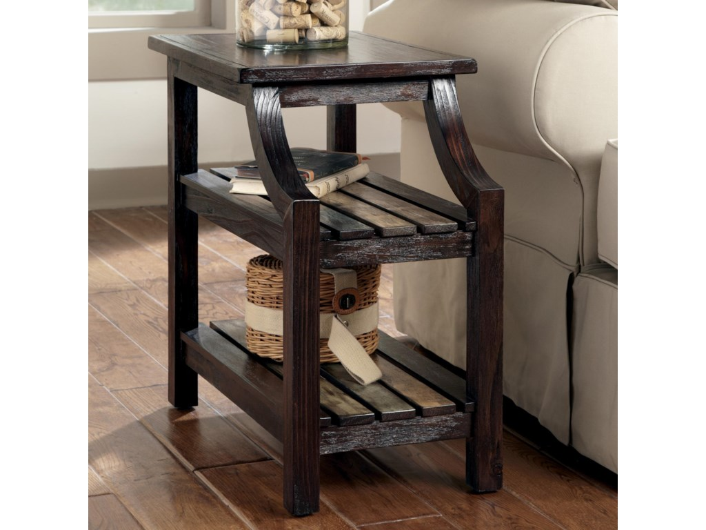 Trendz Pacific CanyonChairside End Table