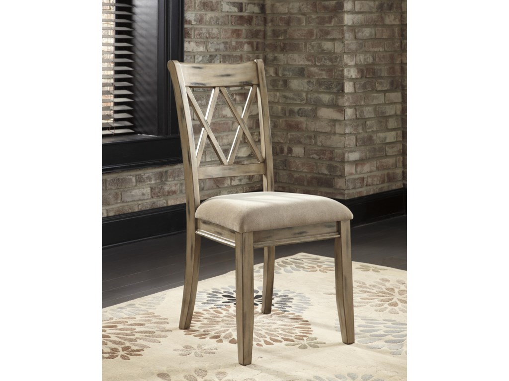 Signature Design by Ashley MestlerDining UPH Side Chair