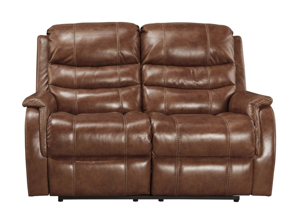 loveseat today home living free reclining product overstock madison pushback leather abbyson shipping garden grain top