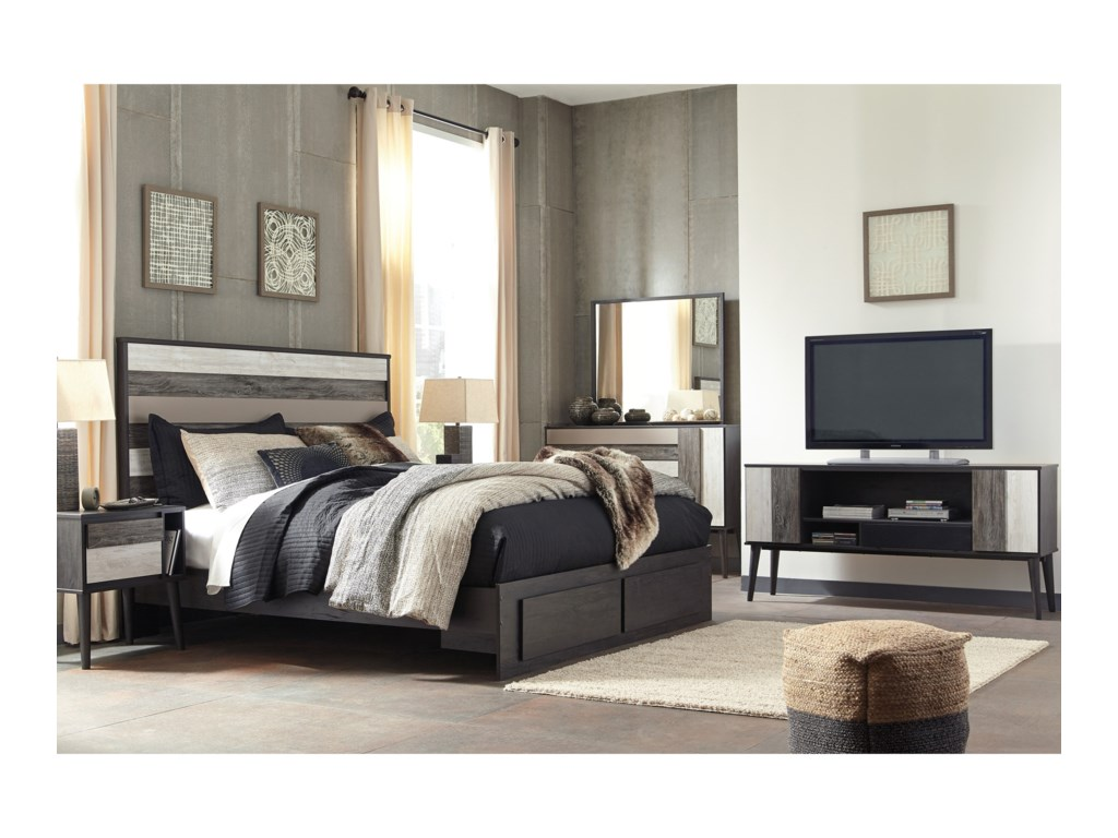 Signature Design by Ashley MiccoKing Bedroom Group