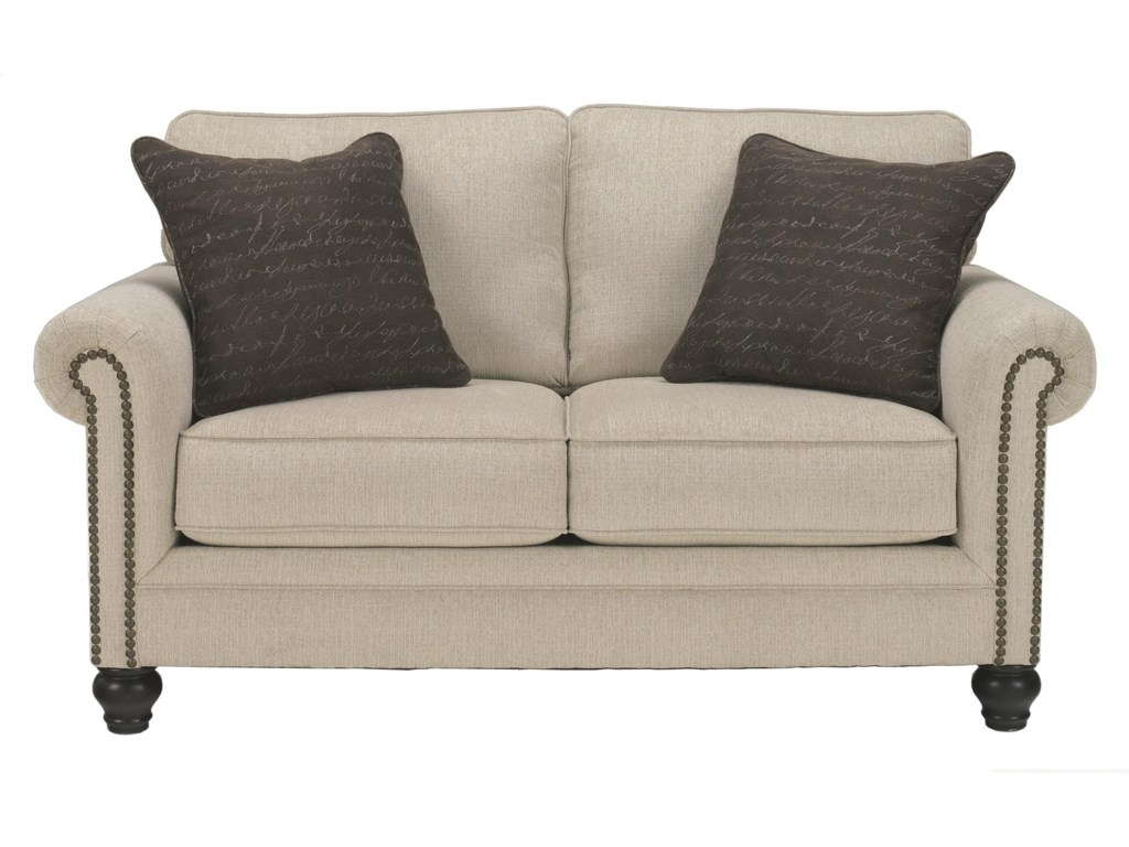 Ashley (Signature Design) Milari - LinenLoveseat