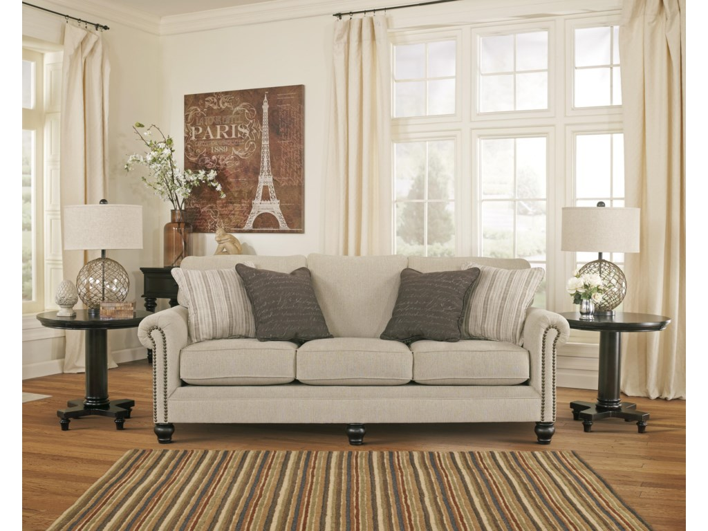 Ashley Signature Design Milari - LinenSofa