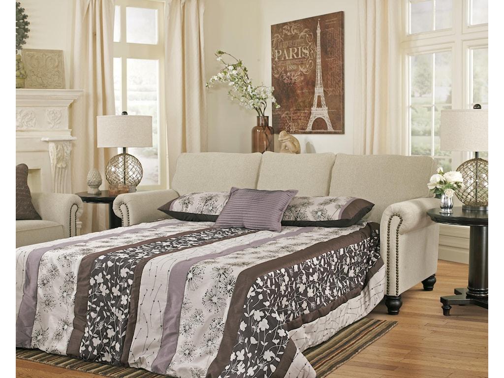 Ashley (Signature Design) Milari - LinenQueen Sofa Sleeper