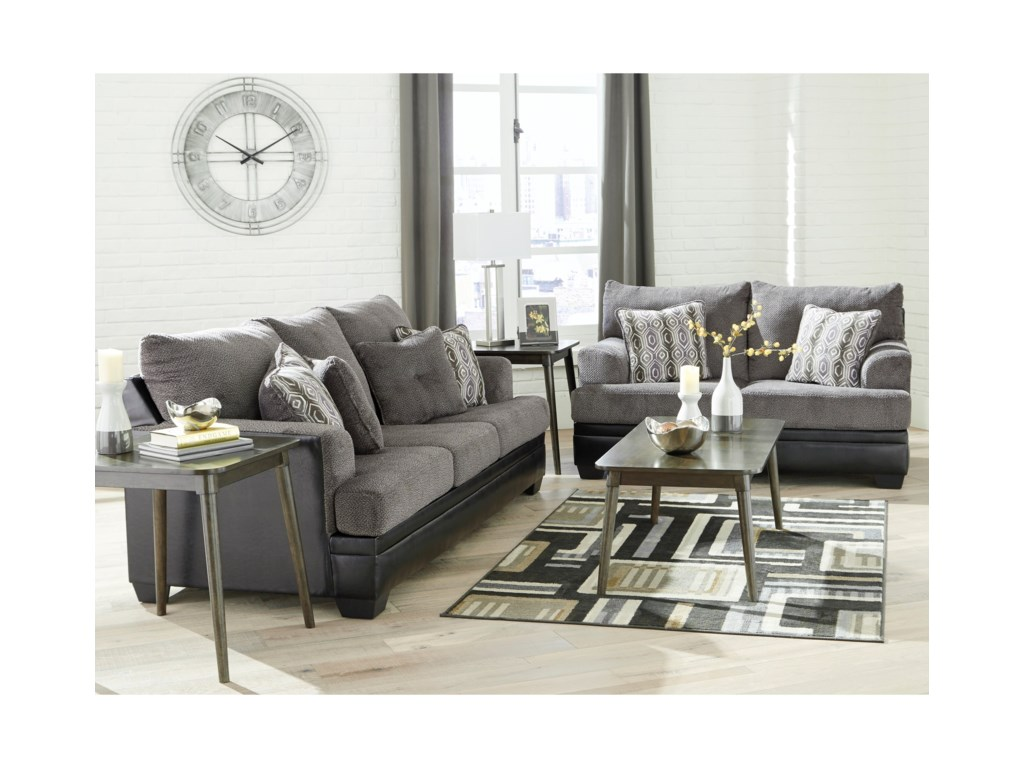 Signature Design by Ashley MillingarLiving Room Group