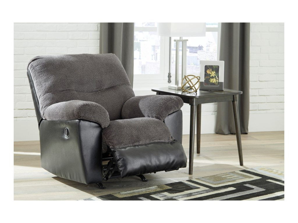 Signature Design by Ashley MillingarRocker Recliner