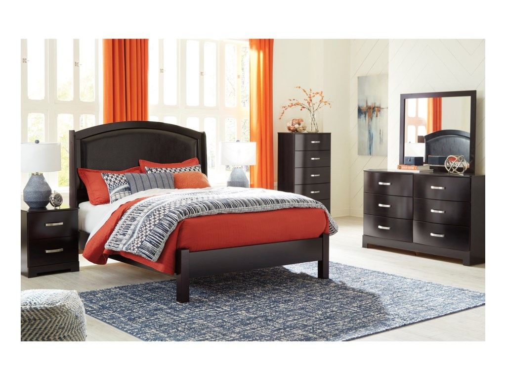 Signature Design by Ashley MinotaQueen Bedroom Group