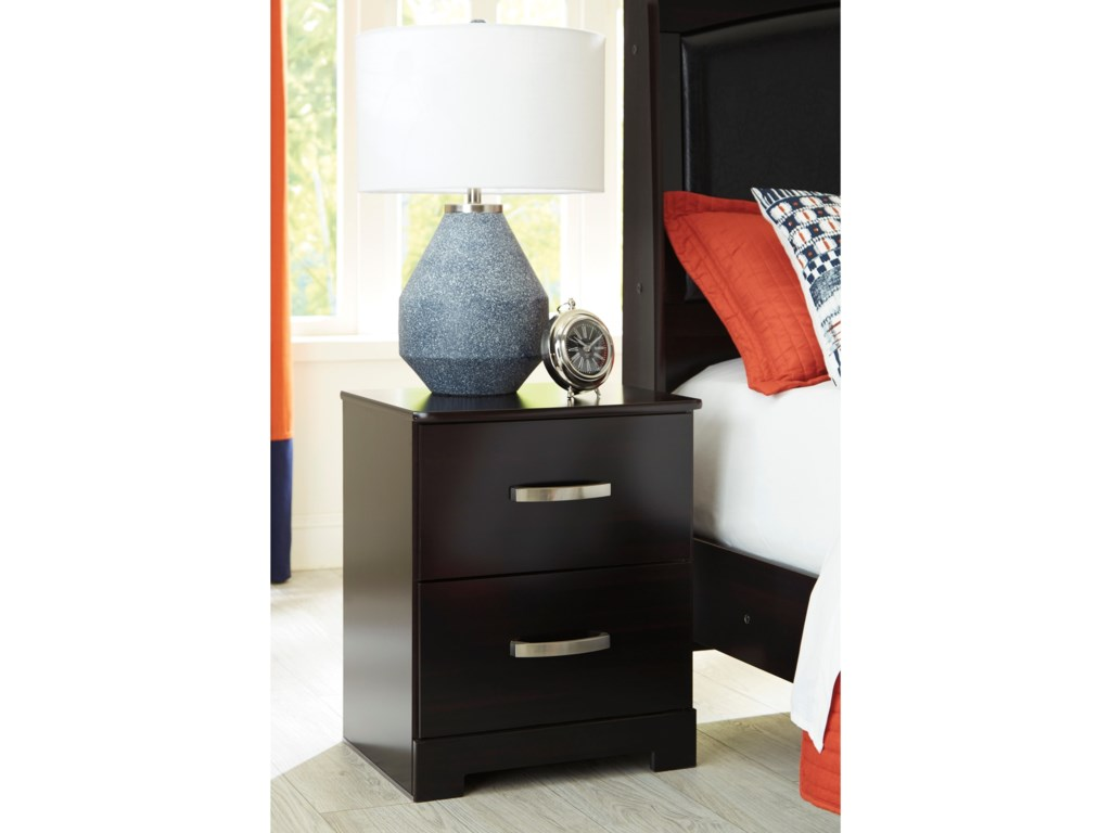 Signature Design by Ashley Minota2-Drawer Nightstand