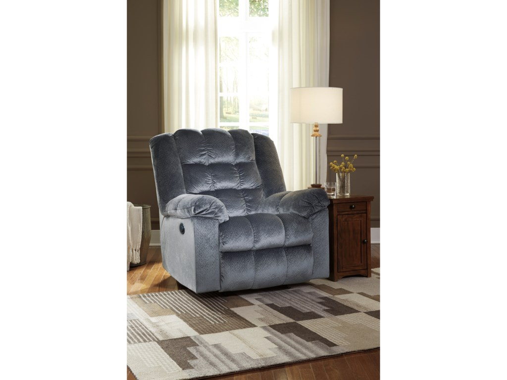 Ashley (Signature Design) MinturnPower Rocker Recliner