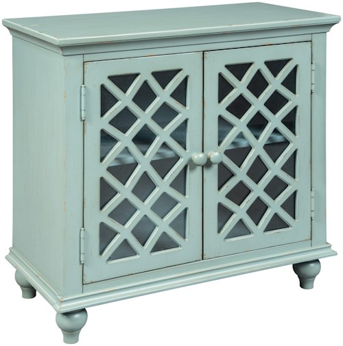 Signature Design by Ashley Mirimyn Relaxed Vintage Accent Cabinet