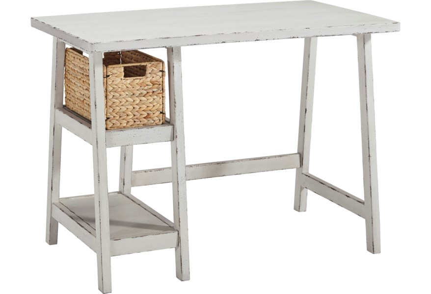 Mirimyn Home Office Small Desk With