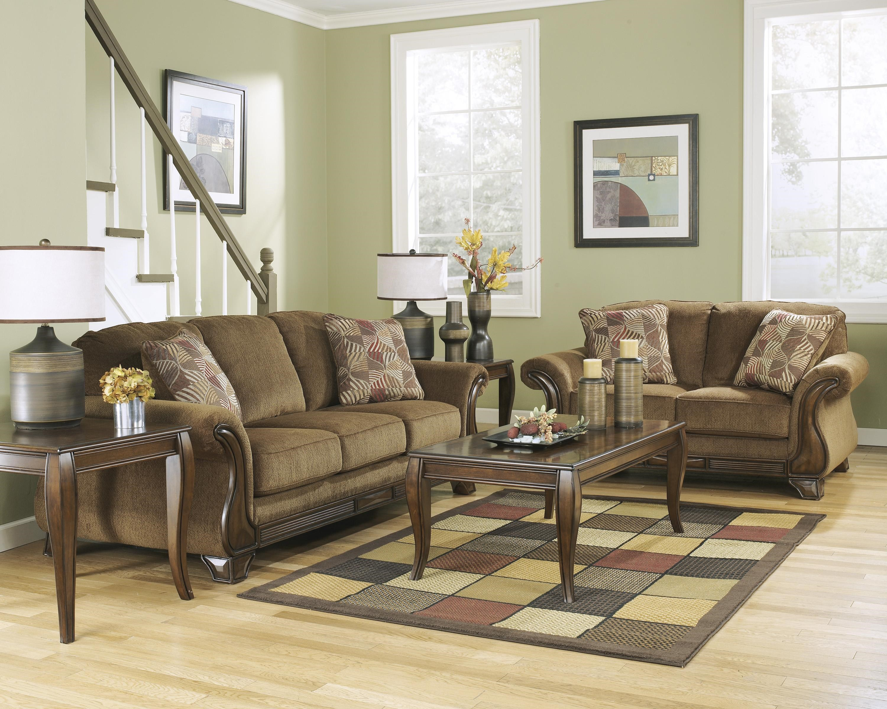 living room groups cheap woman montgomery mocha stationary living room group by signature design ashley