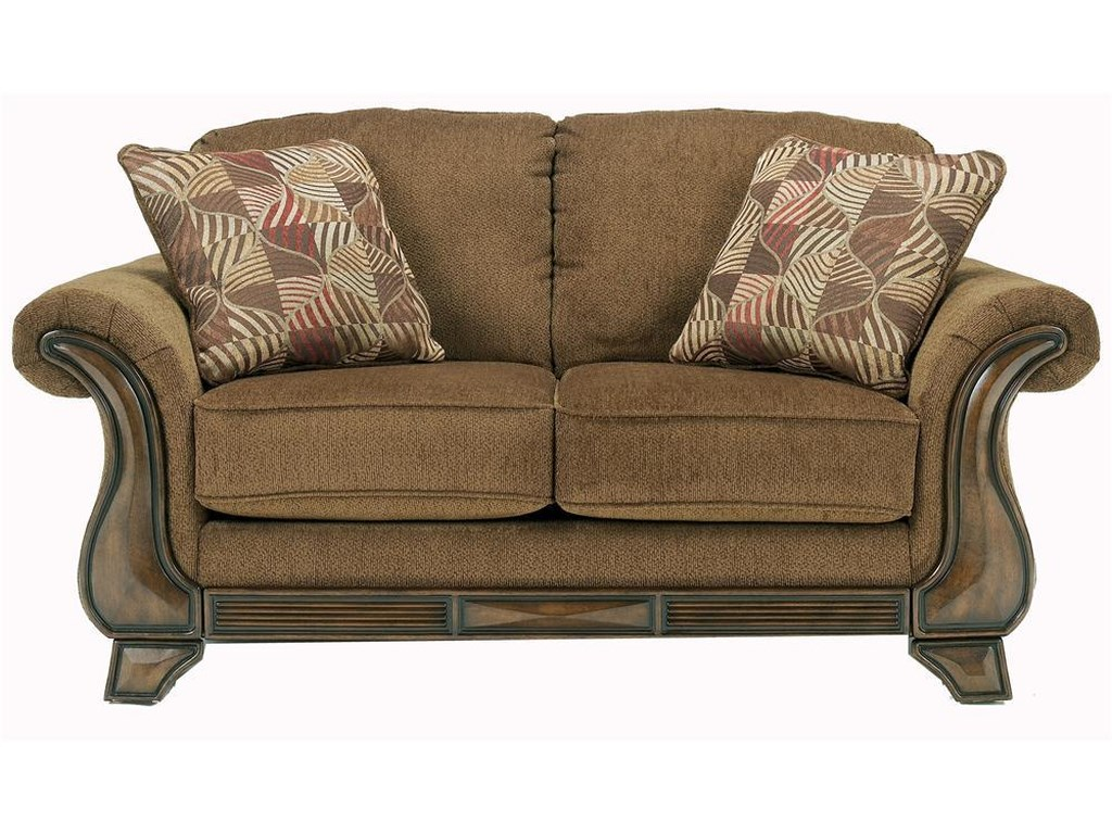 Ashley (Signature Design) Montgomery - MochaLoveseat