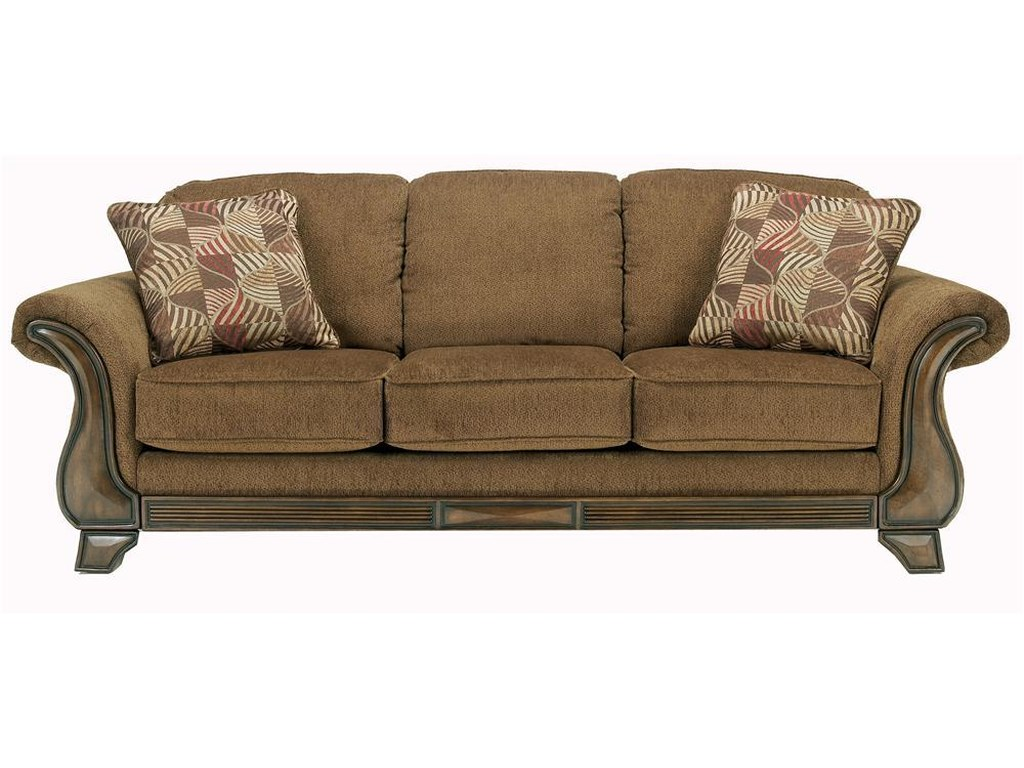 Signature Design by Ashley Montgomery - MochaQueen Sofa Sleeper