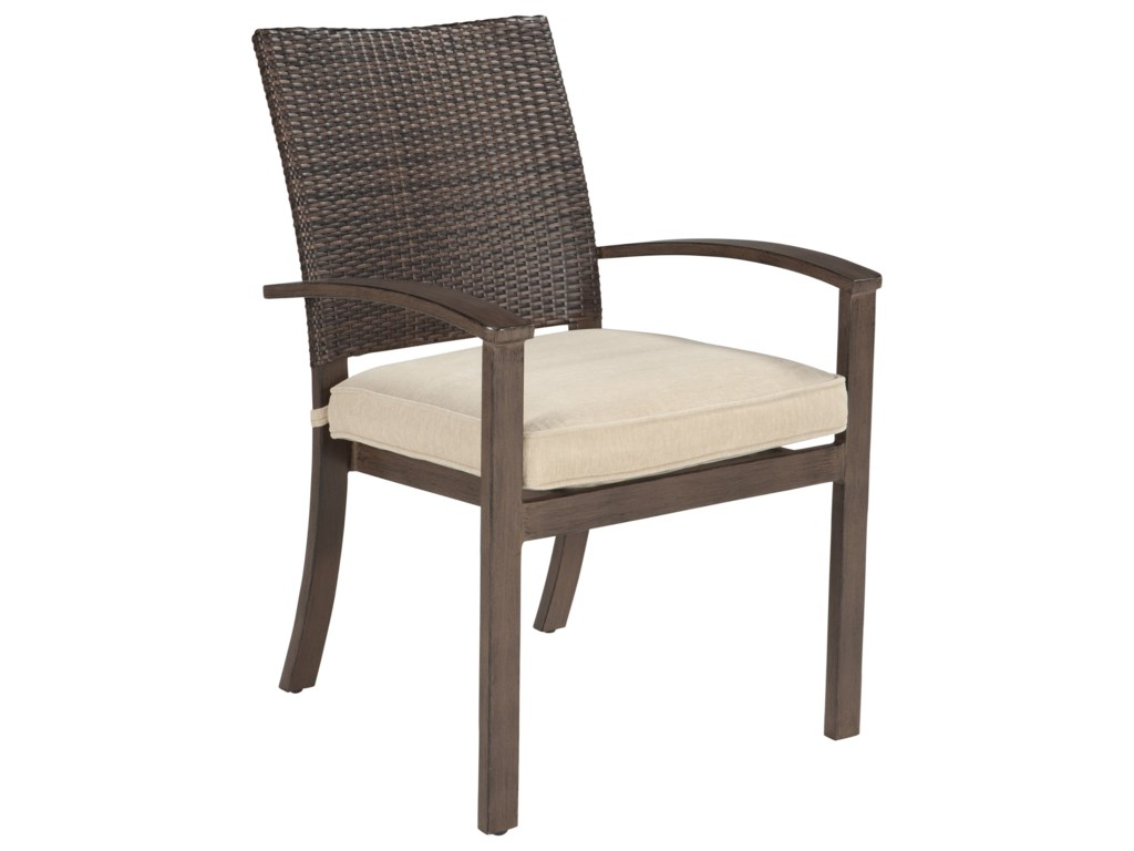 Signature Design by Ashley MoresdaleOutdoor Chair with Cushion